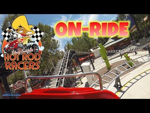 Speedy Gonzales Hot Rod Racers
