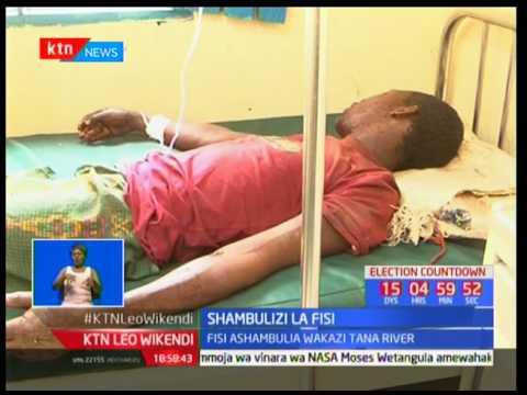 Shambulizi la Fisi : Fisi awashambulia wakaazi wa Tana River na kuuwa kijana mmoja
