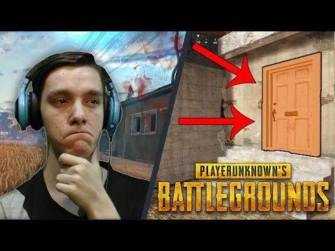 SIMULÁTOR DVEŘÍ!? - Battlegrounds