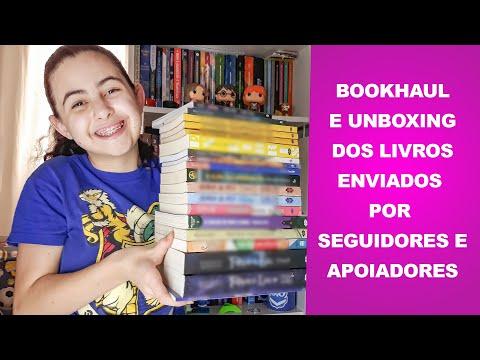 Bookhaul / Unboxing de Seguidores e Apoiadores