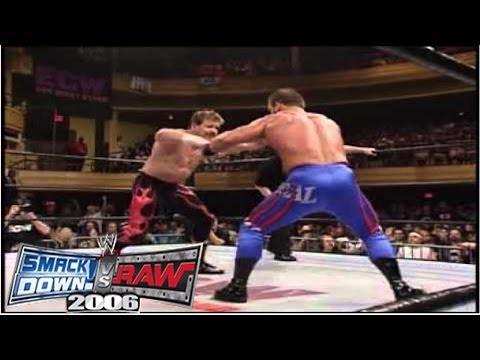 wwe smackdown vs raw 2006 psp