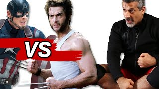 Fighting Instructor Picks Which Superhero Is The Best Fighter