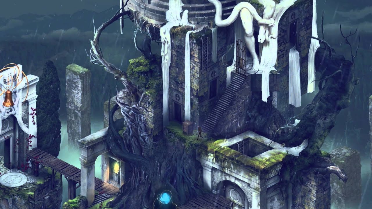 Ecco a voi Pavilion, un'affascinante avventura in quarta persona per PS4