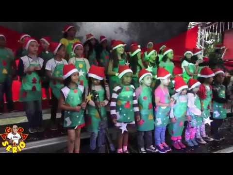 Festa de Natal 2018 de São Lourenço da Serra Escolas Municipais