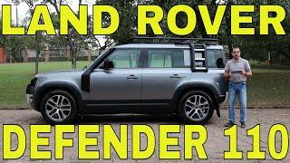 Avaliação: Land Rover Defender 110 2021