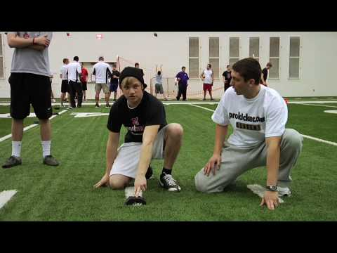 Kicking and Punting Coach on Prokicker.com Kicking Camps