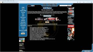 Star Trek Online Academy Website ... Awesome !