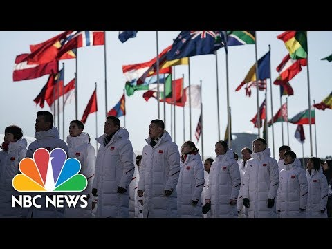 Athletes Are Gearing Up For The Coldest Olympics In Three Decades | NBC News