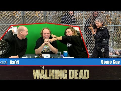 The Walking Dead 8x04 Some Guy | Serienjunkies-Podcast