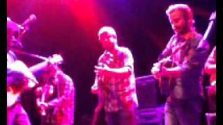 Jonny Corndawg withTrampled by Turtles 11/18/11