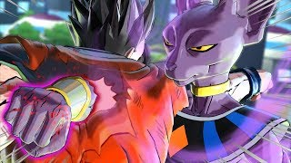 Messing With BEERUS Gone WRONG! Legendary Box of Battles!