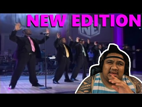 New Edition - BET Silver Anniversary Special [MUSIC REACTION]