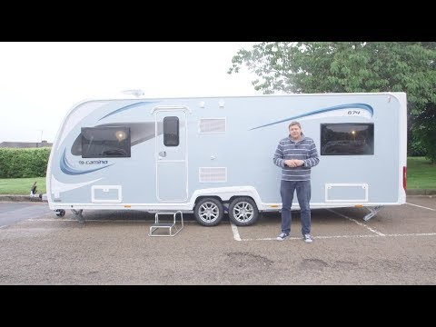 The Practical Caravan Compass Camino 674 review