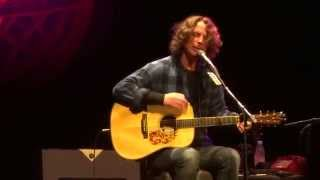 """Nearly Forgot My Broken Heart & Fell On Black Days"" Chris Cornell@Strand York, PA 10/24/15"