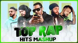 Top Rap Hits (Mashup) | Honey Singh | Bohemia | Raftaar | Ikka | Fateh | Latest Rap Songs 2020