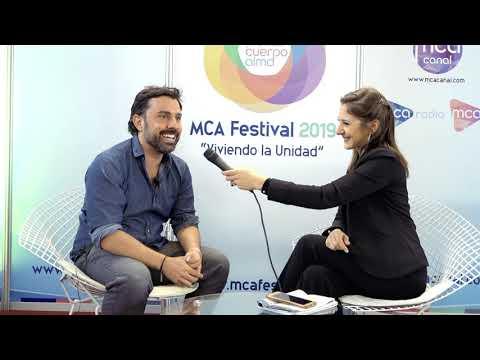 Entrevista a Pablo Flores en MCA Festival 2019