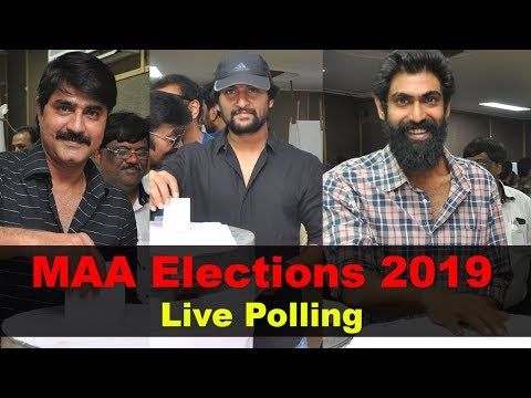 MAA Elections 2019 Live Polling