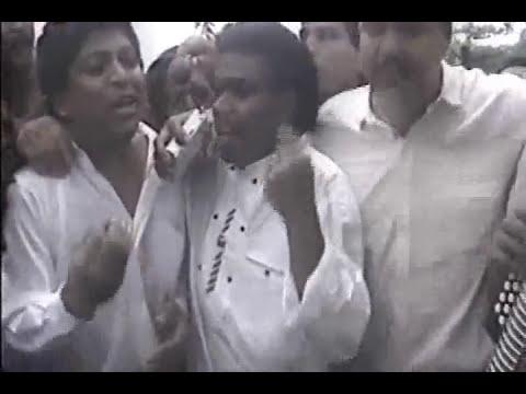 Sepelio Hace 29 AÑos - 1992