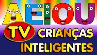 TV  CRIANÇAS INTELIGENTES    PORTUGUÊS BRASIL    AEIOU
