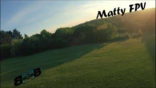 Sunset Dancing   Armattan Marmotte   FPV Freestyle Racing Drone UK