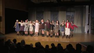 "AMS - Annie Jr. Scene 9 - ""Never Fully Dressed"" Orphans"
