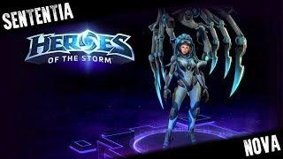 Королева призраков Керриган - Лига героев в Heroes of the Storm