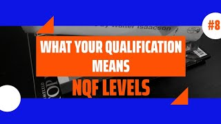 What Your Qualification Means The Different NQF Levels