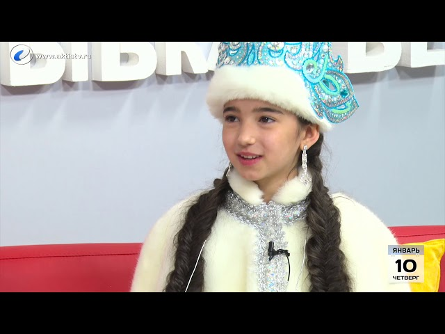 Гость программы «Новый день» Мария Хмелькова