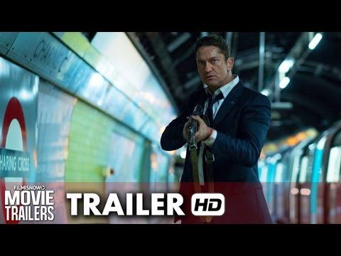 London Has Fallen Official Trailer (2016) - Gerard Butler, Morgan Freeman [HD]