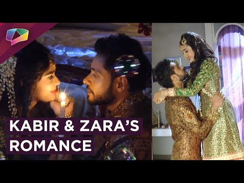 Kabir And Zaras First Night After Marriage Ishq Subhan Allah Zee Tv