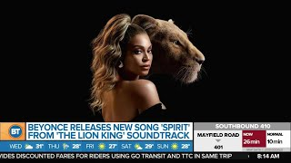 Beyonce Releases New Song From 'Lion King' Soundtrack
