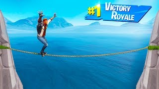 COMPLETE THIS IMPOSSIBLE PARKOUR & WIN $1,000 in Fortnite Battle Royale