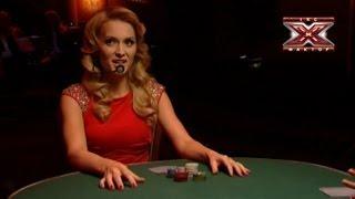 Аида Николайчук - Money, Money, Money - ABBA  - Седьмой прямой эфир - Х-Фактор 3 - 08.12.2012