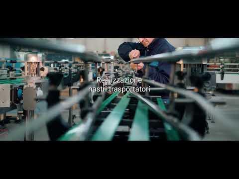 Soluzioni di linee e sistemi automatici di macchinari per l'imbottigliamento