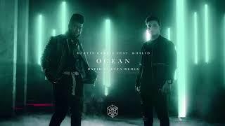 Martin Garrix Feat. Khalid   Ocean (David Guetta Remix)