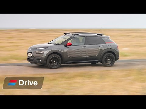 Citroen C4 Cactus SUV Road Trip pt 2 of 3