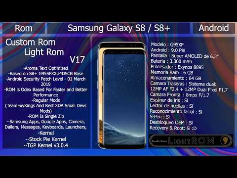 TOP 5 CUSTOM ROMS for Samsung Galaxy S8/S8+ | EP 3 - смотреть онлайн