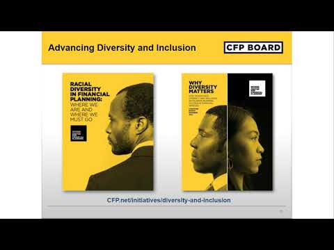 CFP® Certificant Connection Webinar 3/12/2021 - YouTube
