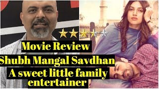 Shubh Mangal Savdhan Video Movie Review - TutejaTalks