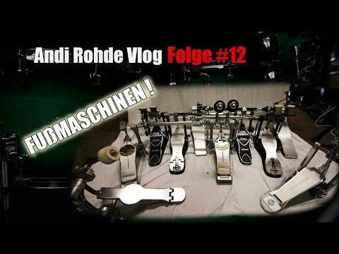 Andi Rohde Vlog #14 - FUßMASCHINEN!