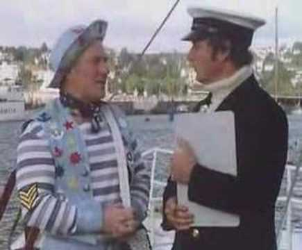 Dick Emery - a clip at the harbour