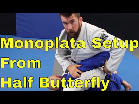 How To Develop Stronger BJJ Techniques When They Fail (Monoplata Setup)