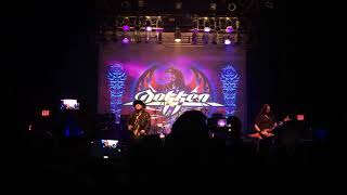 Dokken - Alone Again - 12/14/17 - State Theatre, St. Petersburg, FL