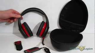 ASUS Vulcan Pro ANC Gaming Headset Unboxing + Overview