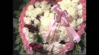 WMUR archive: Funeral service for Melissa Tremblay in 1988