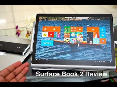 Microsoft Surface Book 2 Hands On A Creative s Dream - Naijafy