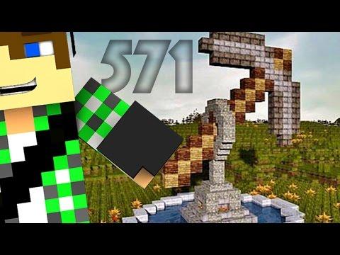 Minecraft ITA - #571 - LA PIAZZA DEL PICCONE