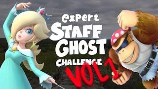 Expert Staff Ghost Challenge (Vol.1) - Mario Kart Wii