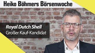 Böhmers Börsenwoche: Nike und Royal Dutch Top