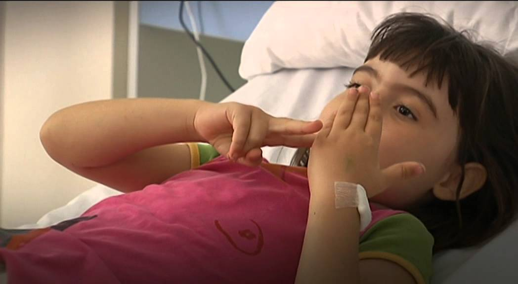 Nens que fan vida nen, tot i l'hospital